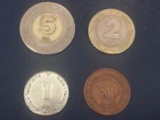 Bosnien/Herzegowina 4 Münzen Gültig ) 5,2 Und 1 Mark , 50 Feninga
