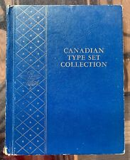 CANADIAN TYPE SET COLLECTION WITH 47 COINS