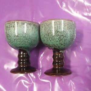 Vintage Woburn Studio Pottery Mug/ Goblet / Cup