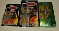 """Star Wars Vintage Collection Boba Fett ESB VC09 40th Carbonized 6"""" Lot In Stock"""