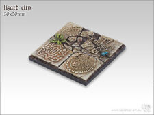 Lizard City | 50x50mm Monster (1) - *Tabletop Art*