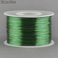 Magnet Wire 23 Gauge AWG Enameled Copper 315 Feet Tattoo Coil Winding Green