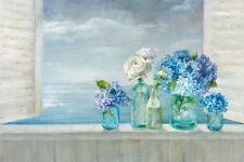 Realism Blue Art