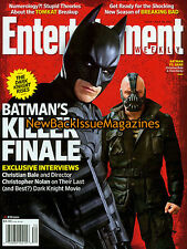 Entertainment Weekly 7/12,Christian Bale,July 2012,NEW