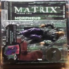 The Matrix Series Two Morpheus Action Figure Matrix Reloaded McFarlane Toy