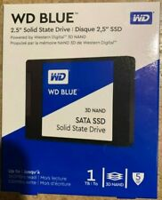 WD Blue PC SSD Solid State Drive (1 TB)