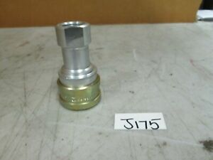 """Hansen Quick Disconnect Female Coupling Series 3-HK 3/4"""" ID Coupling End (New)"""