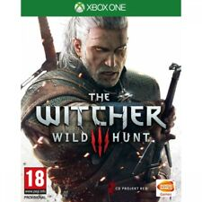 (Pre-Owned) The Witcher 3 Wild Hunt Day One Edition Xbox One Game Used - Like...