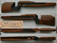 WOOD 100% original German WALTHER wooden stock Walther KK300 ?? unknown type **