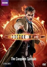 NEW Doctor Who: The Complete Specials (DVD)