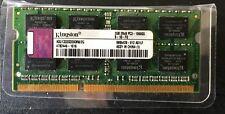 New listing Used Kingston 2Gb 2Rx8 Pc3-10600S Ddr3 Laptop Memory Ram Kf073F-Eld (K12-26)