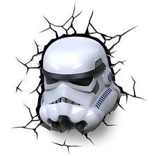 Star Wars Lampe 3d LED en forme de Stormtrooper 816733020600