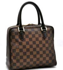 Authentic Louis Vuitton Damier Brera Hand Bag N51150 LV A2142