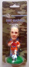 COLLEZIONE ACTION FIGURES FORMAZIONE 2013-2014 SSC NAPOLI JOSE MANUEL REINA