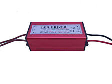 30W-50W DC30~48V AC100~240V PF 0.95 IP65 Waterproof LED Driver for LED Light