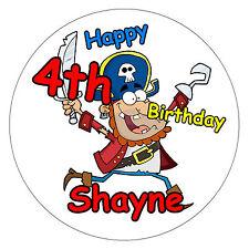 Artículos de fiesta piratas cumpleaños infantil