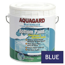 Aquagard Waterbase BOAT MARINE ANTI FOULING BOTTOM PAINT 1 GALLON BLUE