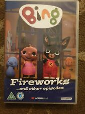 BING FIREWORKS DVD KIDS 10 EPISODES