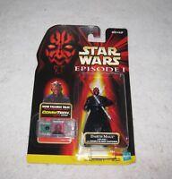 Star Wars Darth Maul Action Figure Episode 1 Hasbro 1998 MOC