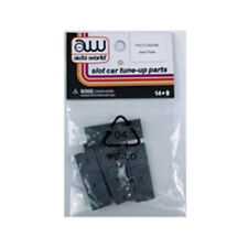 Auto World Thunderjet Chassis Ultra G Tjet Parts Gear Plate 6pc Slot Car