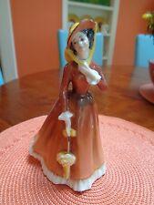 """Vintage Royal Doulton Figurine """"Julia"""" 7.5 inches Super Mint"""