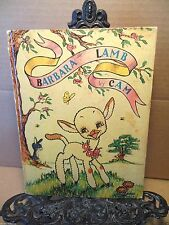 Barbara Lamb by CAM 1944 HB Barbara Mary Campbell Singing Sheep Magic Ram UK