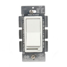Preset Slide Dimmer LED/CFL/Incandescent 3 way 120V 600W on/off switch UL & CUL