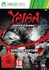 Yaiba-Ninja Gaiden Z xbox360 nuevo & OVP