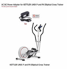 AC Power Adapter Power Supply for KETTLER UNIX P and UNIX PX Elliptical Trainer