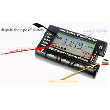 Digital Battery Capacity Voltage Checker for LiPo LiFe Li-Ion NiMH and NiCd New