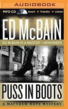 Matthew Hope: Puss in Boots by Ed McBain (2015, MP3 CD, Unabridged)