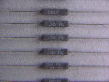 40 Dale Vishay RS-1A .3 Ohm 1% 1W Si Power Resistors