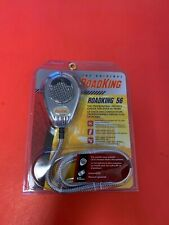 RoadKing RK56CHSS Noise Canceling CB Mic W Chrome Case and Cord