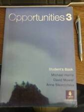 Opportunities 3 (Arab World) Students' Book by David Mower; A Sikorzynska; Micha