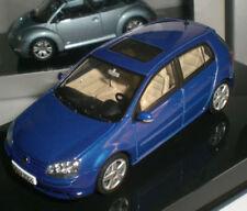 AUTOART MINIATURA FANTASTICA VOITURE VOLKSWAGEN VW GOLF 5 METAL ESCALA 1:43 NEUF