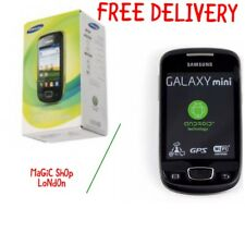 Samsung Galaxy Mini S5570 3G Unlocked Sim Free Android Smartphone Black