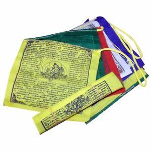 Guirlande Tibet Loungta Drapeau Lupka Bouddhisme Bouddhiste Religion Tibet Inde