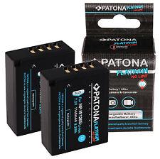 2 Akku NP-W126s Patona Platinum für Fuji-Film XT-3, XT-20, XT-10, XT-100 1140mAh