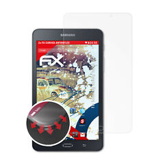 2x Anti Shock Screen Protector voor Samsung Galaxy Tab A 7.0 mat&flexibel