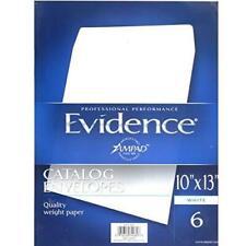 Ampad 10x 13 Catalog Envelopes White 6 Pk Case Pack Of 24