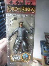 LORD OF THE RINGS BOROMIR CAPTAIN OF GONDOR, TWO TOWERS SERIES FIGURE, UNOPENED