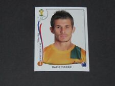 179 VIDOSIC FC SION AUSTRALIA PANINI FOOTBALL FIFA WORLD CUP 2014 BRASIL
