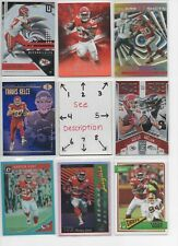 Kansas City Chiefs * SERIAL #'d Rookies Autos Jerseys ALL CARDS ARE GOOD CARDS