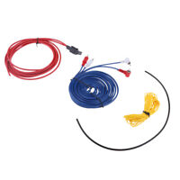 Car Audio Subwoofer Wire,Amplifier Auto Audio Cables Kits 14GA