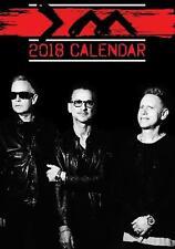 Depeche Mode - 2018 Calendar Unofficial