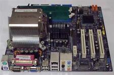 ACER 915gl-m5a Socket 775 SCHEDA MADRE CON CPU INTEL CELERON 2800