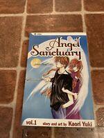 Angel Sanctuary Kaori Yuki Volume 1 English Manga FREE SHIPPING