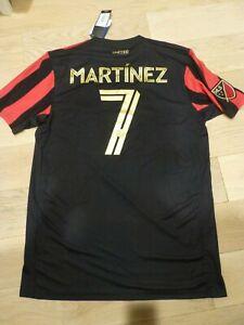 Adidas 2019 Atlanta United #7 Josef Martinez Red/Black Home Jersey (Men M or L)