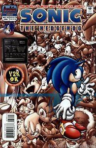 Sonic The Hedgehog (1993) #78 NM-