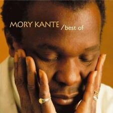 MORY KANTE Best Of 2002 CD album NEW/UNPLAYED